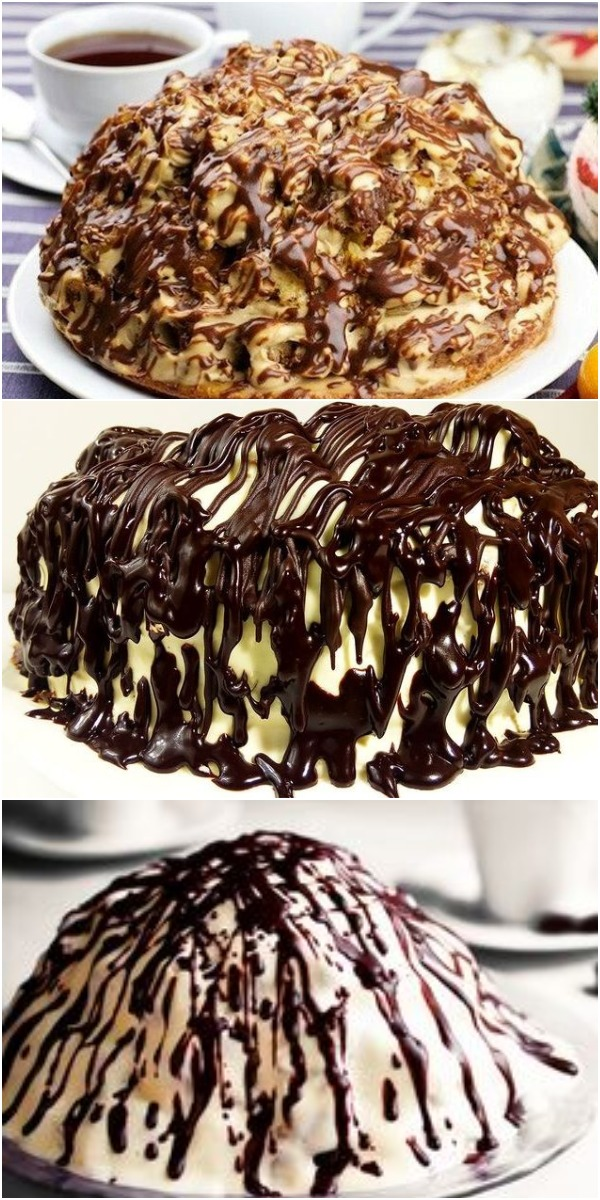 ЛЮБИМЫЙ БАБУШКИН торт «Кучерявый пинчер». РЕЦЕПТ ПРОСТО ЗАГЛЯДЕНЬЕ!