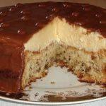 Торт «Эскимо»