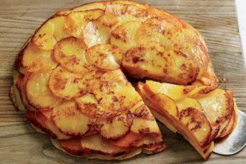 «Буланжер» – картофель по-французски. Рецепт элементарный, а результат изысканный