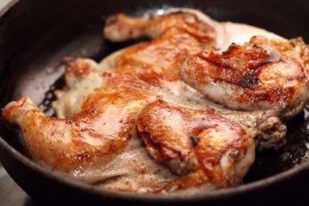 Цыпленок табака — вкуснятина нереальная