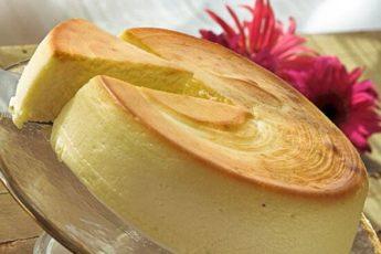 Вкуснейший банановый чизкейк: всего четыре ингредиента!