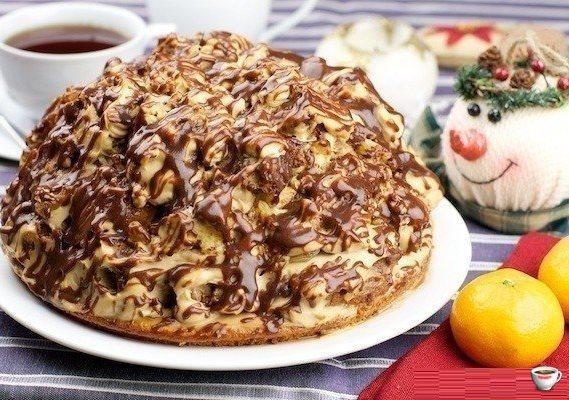 ТОРТ «ВАНЬКА КУЧЕРЯВЫЙ» пеку на все семейные праздники