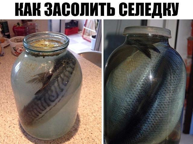 Потрясающая рыбка получается! Хочется еще, и еще…
