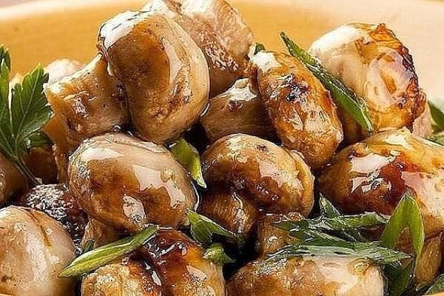 Сочные грибочки на закуску! ХВАЛЯТ ВСЕ…