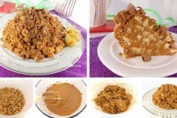 Торт «Муравейник» за 10 минут. Быстро, просто и безумно вкусно!