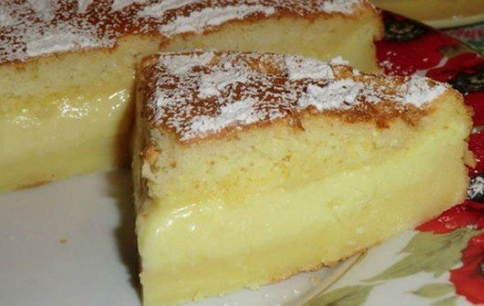 Самое умное и самое вкусное пирожное!